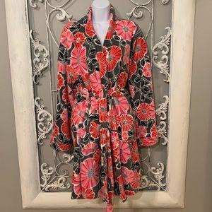 NWOT Vera Bradley Cherry Blossom Robe